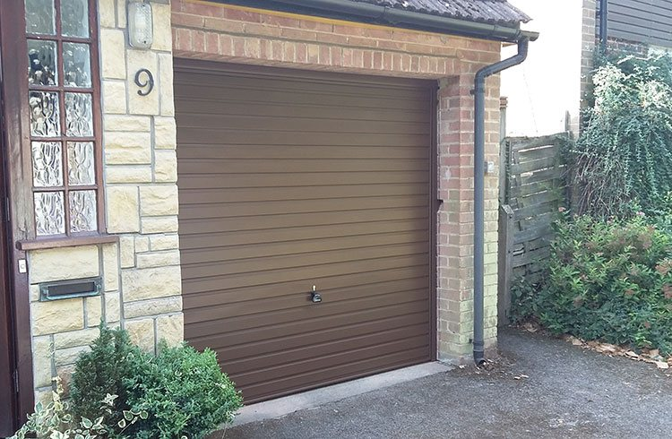 Garage door - Ascot, Berkshire