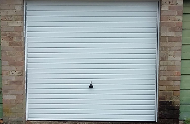 Garage door - Camberley, Surrey