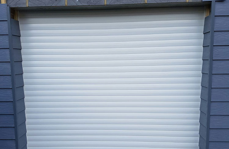 Garage door - Egham, Surrey