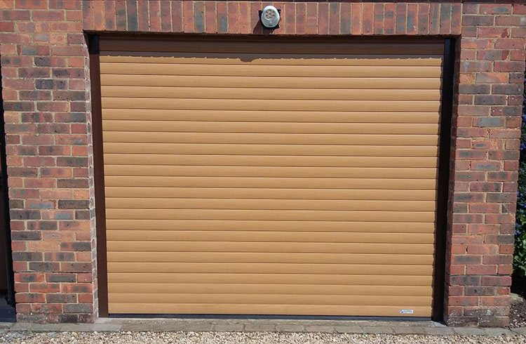 Garage door - Godalming, Surrey
