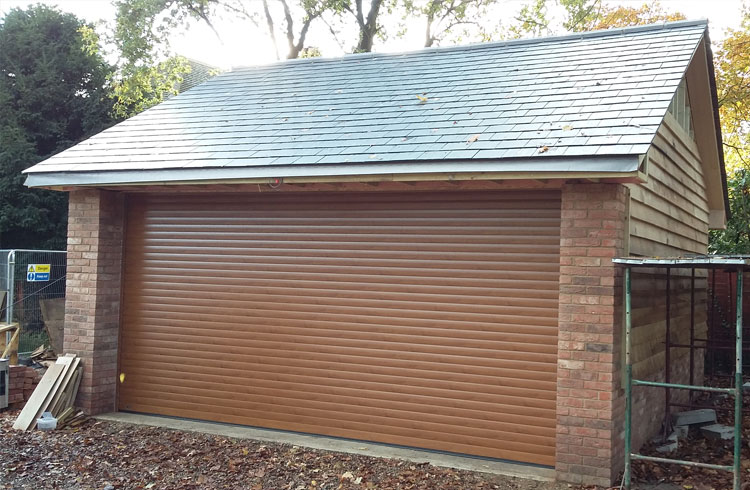 Garage door - Westend, Surrey