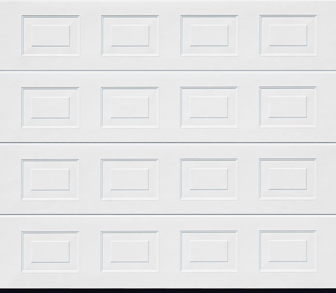 Garadoor Sectional Garage Doors - Georgian