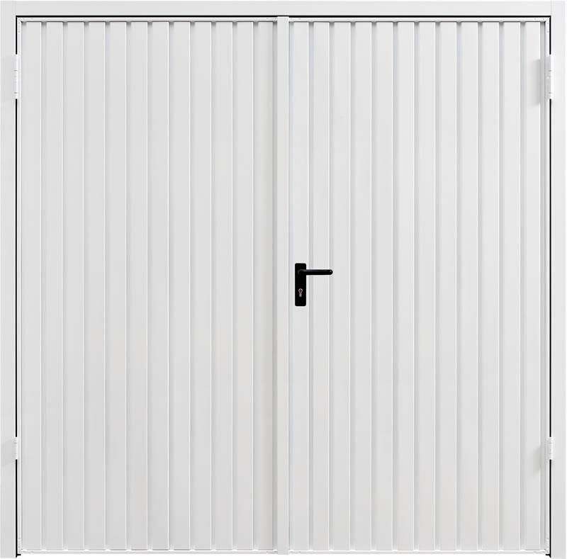 Garadoor Side Hinged Garage Doors - Carlton
