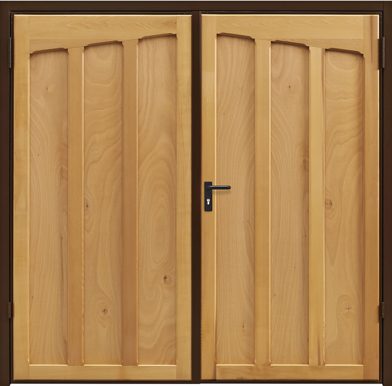 Garadoor Side Hinged Garage Doors - Tudor