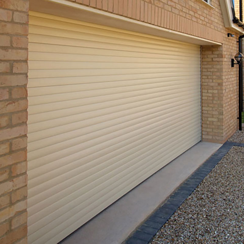 Gliderol Roller Garage Doors - Insulated Honesty