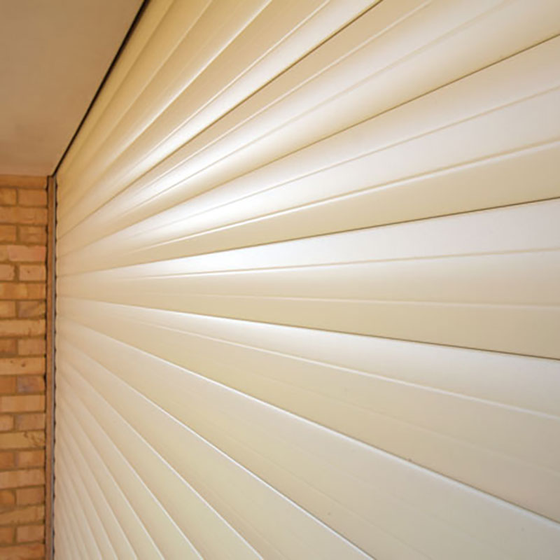 Gliderol Roller Garage Doors - Lath Outdoors