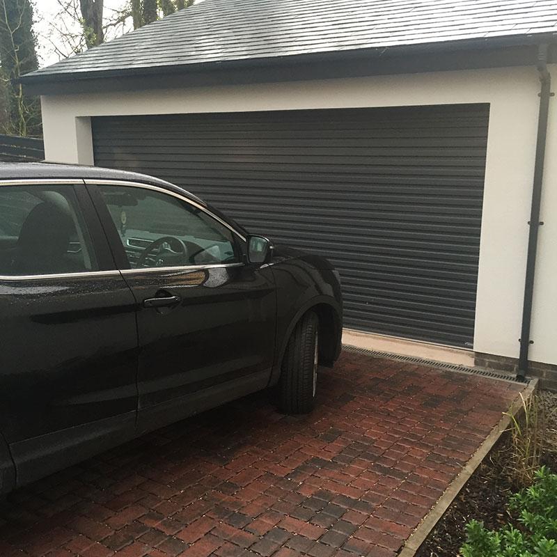Roller Shutter Garage Doors Right Choice Garage Doors In Camberley