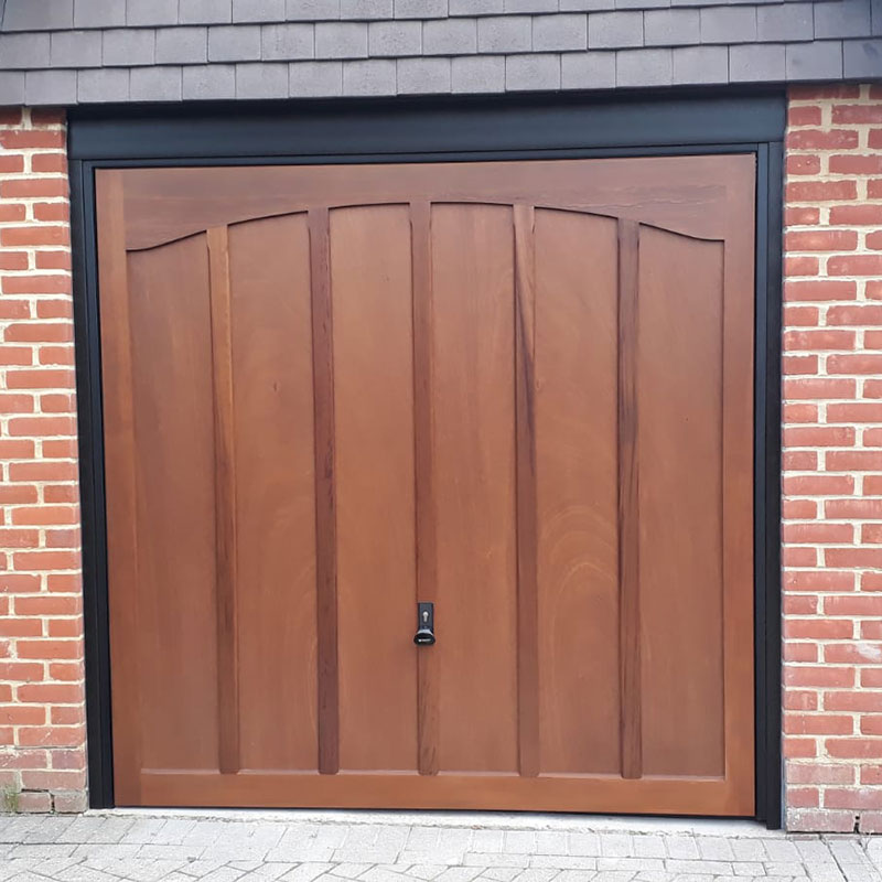 Up and over garage doors installation gallery